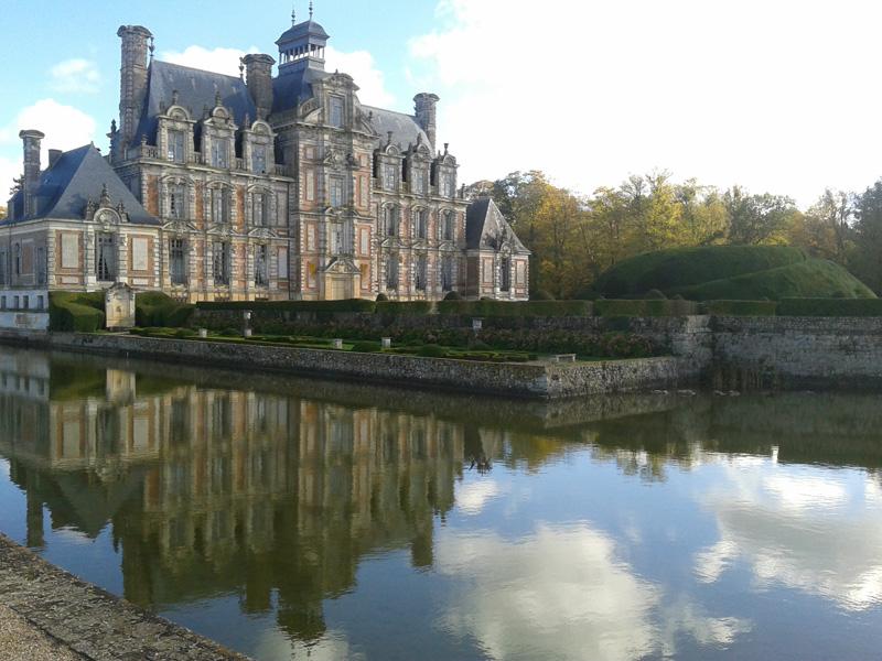 château Beaumesnil © ET, C Michaud
