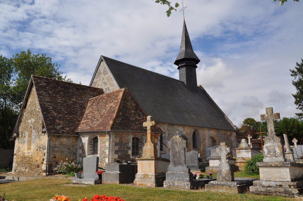 Eglise de Mancelles