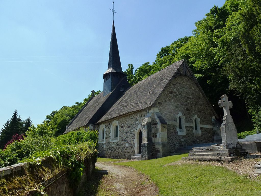 Eglise d'Ajou