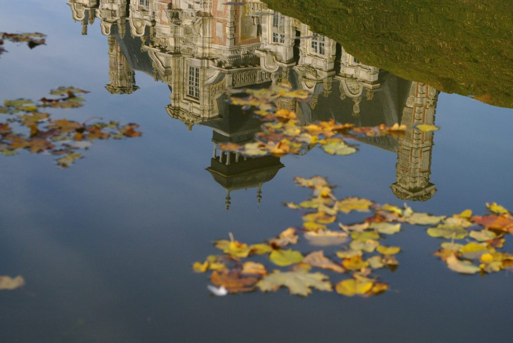 Reflet du château