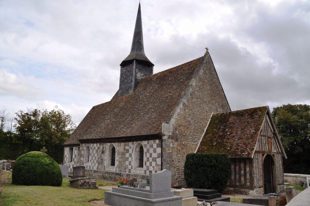 Eglise de Saint-Aubin-sur-Risle