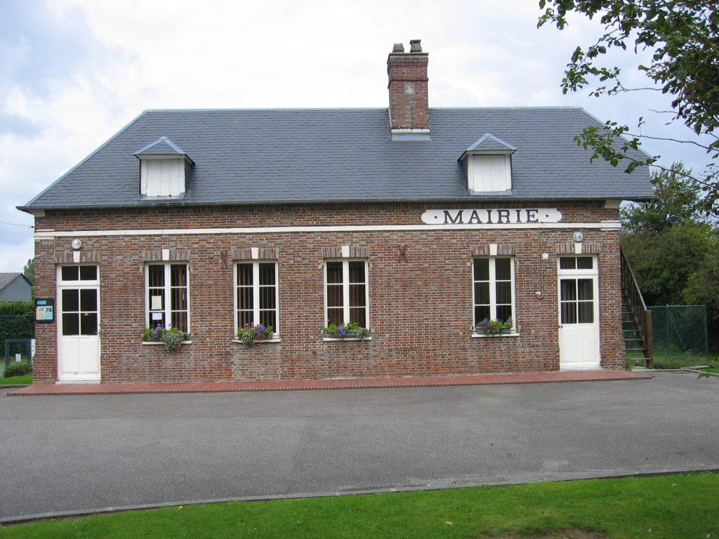 Mairie de Gouttières