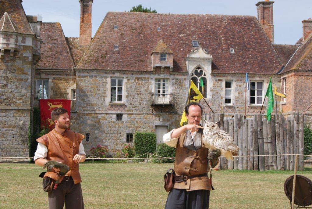 Médiévales du Blanc-Buisson les 14, 15 et 16 juillet