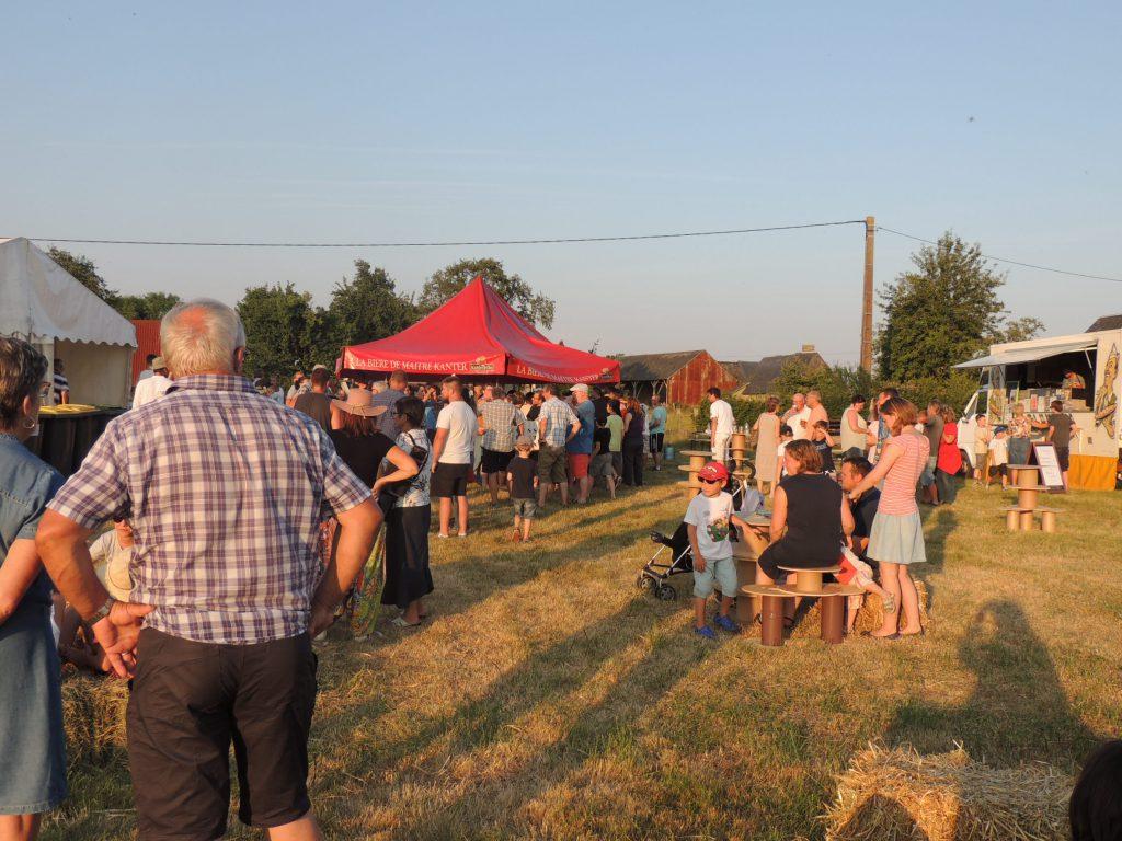 Juin 2017 1ère fête de la musique de Mesnil-en-Ouche à Epinay