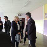 Visite de la cité scolaire de La Barre-en-Ouche