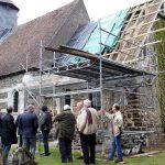 Visite de l'église St-Ouen-de-Mancelles à Gisay-la-Coudre