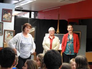 Intervention de Sylvie Frenoy cheffe de service du Foyer Val-André