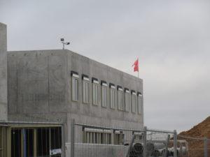 campus éducatif travaux février 2021