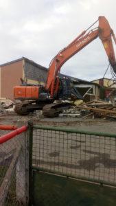 Destruction du CLLID